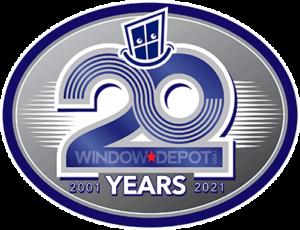 Window depot 20thAnniversary